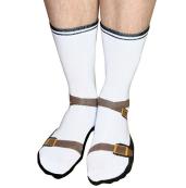 kaos kaki design sandal socks