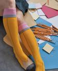 stocking kaos kaki design pensil